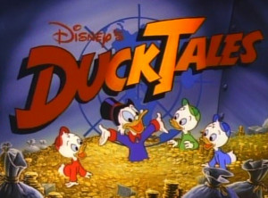 Duck Tales mese dal