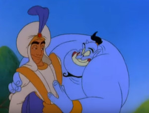 Aladdin 2 - Nothing in the World