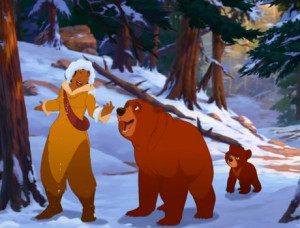 Brother Bear 2 - Feels like home